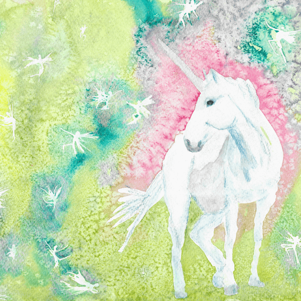 Unicorn and the Faries